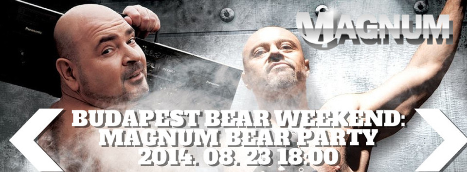 Magnum Bear Party - Bear Weekend Special Edition