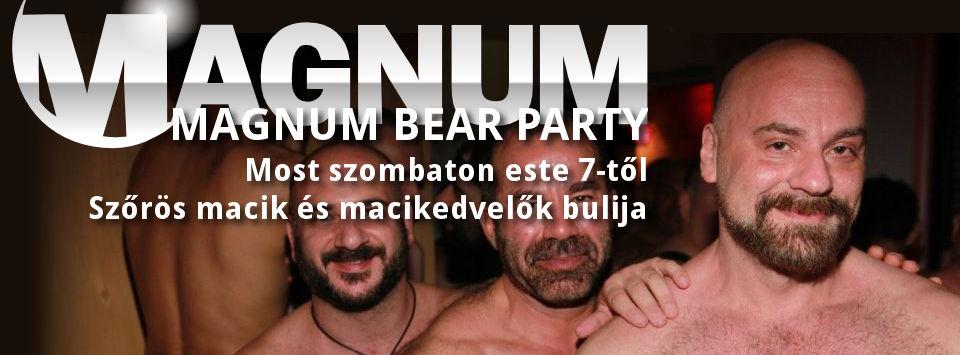 Magnum Bear Party