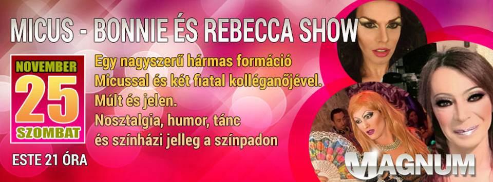 Micus - Bonnie és Rebecca Show
