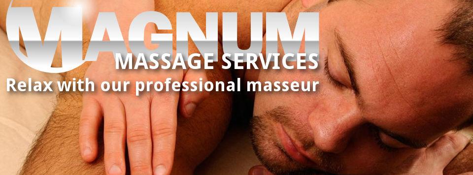 Massage @ Magnum Sauna