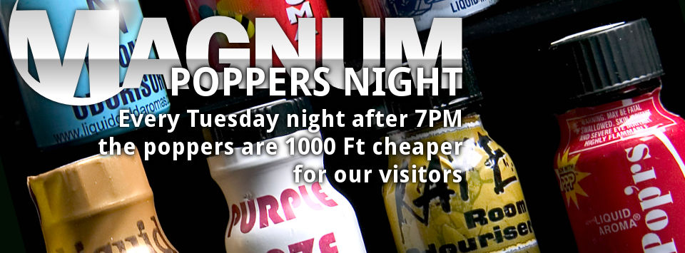 Poppers Night