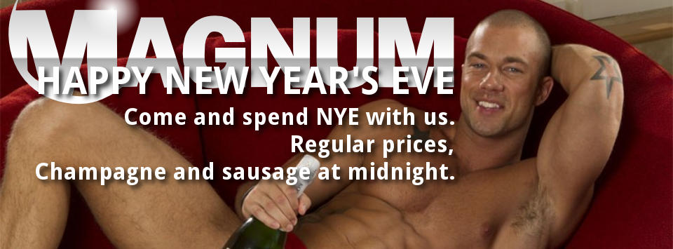 Happy New Year Eve in Magnum