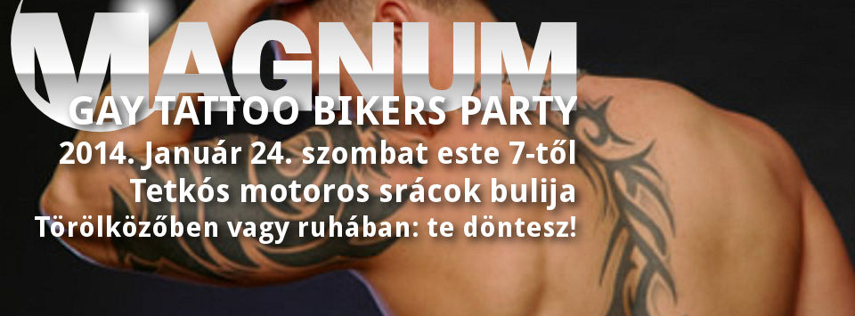 Gay Tattoo Bikers Hungary Buli