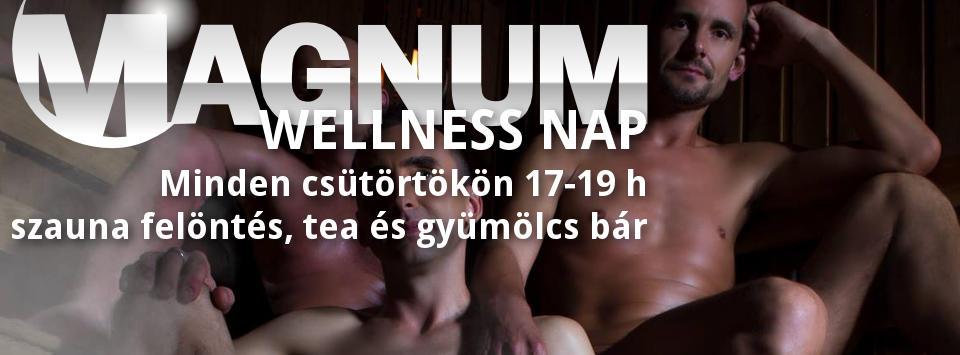Magnum Wellness Csütörtök @ Magnum Szauna